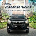 Banner Toyota Avanza Jepara